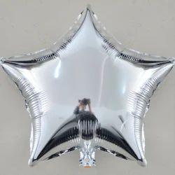 Silver Foil Balloon
