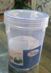 Nexa 450ml Transparent Container