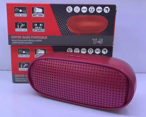 Universal Music Super Bass Portable Speaker Y 9