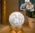 3D Moon Light Night Lamp