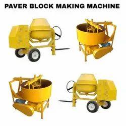 Automatic Interlocking Block Making Machine