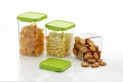 Air Tight Food Storage Container ( 550 ml,750 ml,1100 ml )