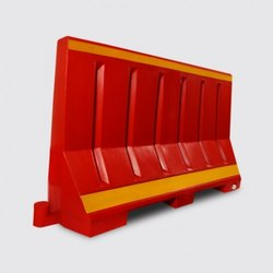 Scissor Type Expandable Metal Road Barrier at Rs 5500 /piece