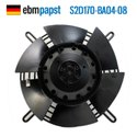 Ebmpapst Cooling Fan A2S130-AA03-39 AC230V 0.31A 45W 2800RPM S2D170-BA04-08 230V 0.13/0.09A Germany