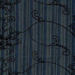 Flock Print Fabric