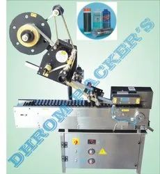 Test Tube Label Applicator