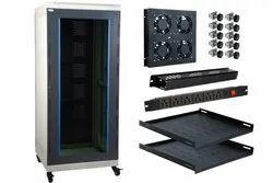 Mass Rack Floor Standing Network Rack 27U 600X600 mm