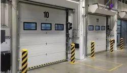 Industrial Sectional Overhead Doors