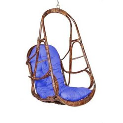 Universal Furniture Swing Chair with Cushion and Hook