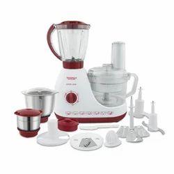 Maharaja Whiteline 600 Watt 3 Jars Smart Chef Food Processor