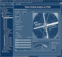 Labview Based Vision Inspection Software