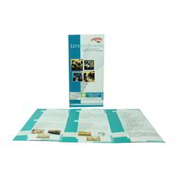 Trifold Brochure Printing Service