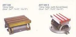 ART 646 S Tilting Table