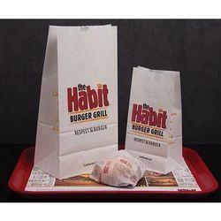 Burger Paper Bag