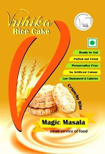 Vrihika Basic Indian Rice Cake 2, Packaging Size: Pack Of 10, Packaging Type: Vacuum Pack