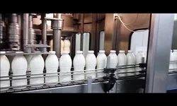 Fresh Milk Filling Machine