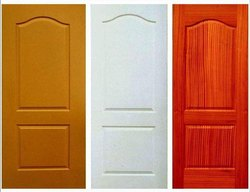 JET Paint Coated Solid Wood Flush Doors