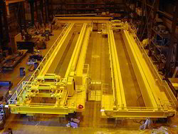 Double Girder Overhead Traveling Crane