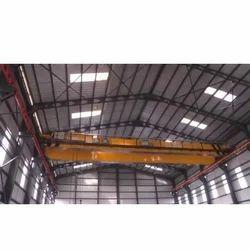 Beam Girder EOT Crane