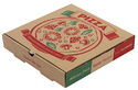 14 x 14 x 1.5 Inch Paper Pizza Boxes