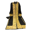 Party Wear Embroidered Ladies Suits, Size: S, M & L