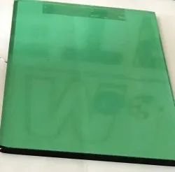 8 MM, 10 MM, 12 MM Green Tinted Glass
