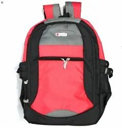 Your Choice Casual Multi-Color 15.6 inch Backpack 40 L (25173) (Black, Red)