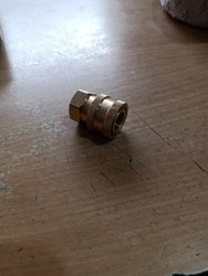 Brass Adaptor QRC
