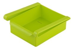 Storage Rack, Generic Plastic Multi Purpose Fridge Storage Racks for your Extra Meals
