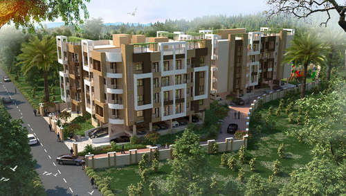3 BHK 1340 Sq Ft Flat For Sale