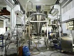 Powder Transfer System PTS SYSTEM
