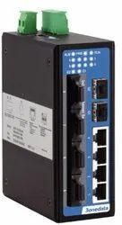 IES2010-2GS-4F Industrial Unmanaged Gigabit Ethernet Switch