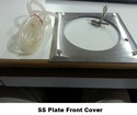 Magnehelic Gauge SS Plate Front Cover
