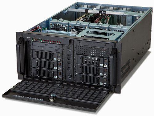 5U Rack Mount PC Industrial Pc