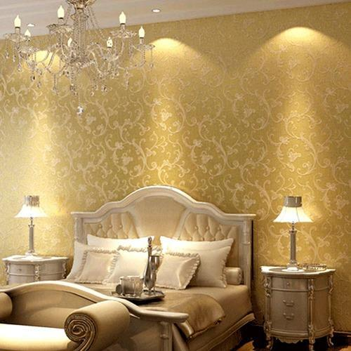 Bedroom Pvc Designer Wallpaper Best Bedroom Designs Wallpaper