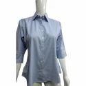 Ladies Corporate Plain Shirt