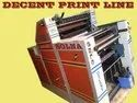 Double Color Bag Printing Machine