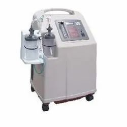 Portable Oxygen Concentrator With Nebulizer