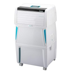 Symphony Touch 35 Litre Air Cooler (White) - with Remote Control and i-Pure Technology