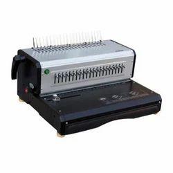 Electric Comb Binding Machine, Model: 3088B