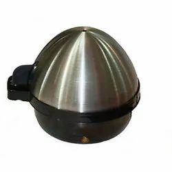 Black Stainless Steel Egg Boiler