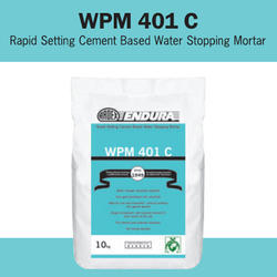 Rapid Setting Cement Based Water Stopping Mortar