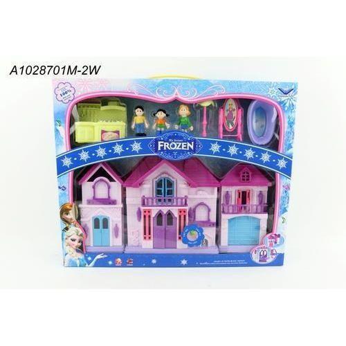 Frozen Barbie Doll House Set