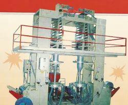 Double Die HM Extrusion Machine