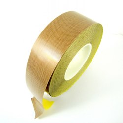 Teflon Tape With Yellow Liner For Sealing Machine 36mm x 10mtrs