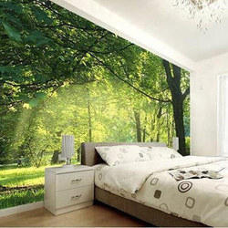 Wonderful Bedroom Wallpaper At Rs 145 /square Feet | Uttam Nagar | New Delhi | ID:  14457727262