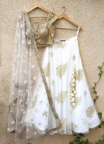 Polyester Fabric Net Dupatta