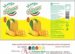 Mango Fruit Juice 160ml -2Liter