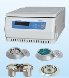 Tabletop High Speed Refrigerated Centrifuge - H1850R