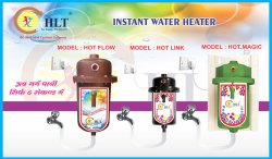 HLT Neno Instant Portable Water Geyser